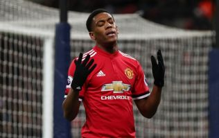 It sounds like Anthony Martial wanted to join Arsenal in January