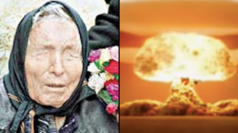 Baba Vanga's World War Three prediction about Russia is freaky as hell