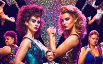 The joyous promo for the second series of Netflix's GLOW is here