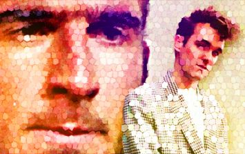 Steven Morrissey, Eric Cantona, and the divergent paths of idols