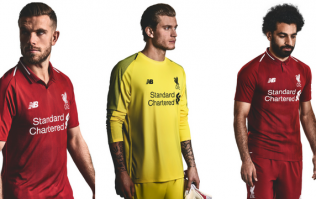 Liverpool have launched their new home kit for next season and it's a beauty