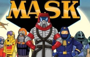 Relive some nostalgia joy because there's a M.A.S.K film coming and it landed a director