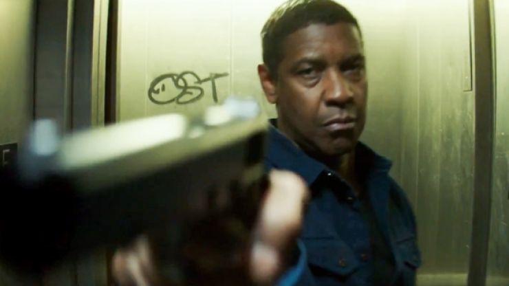 Denzel Washington enters pure beast mode in The Equalizer 2 trailer