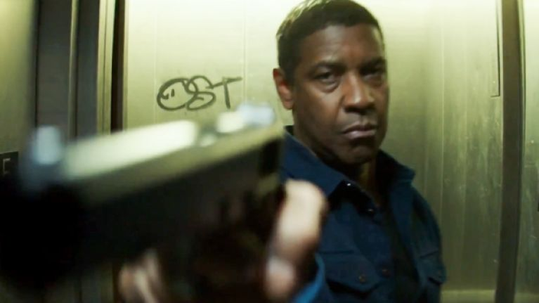 Denzel Washington enters pure beast mode in The Equalizer 2
