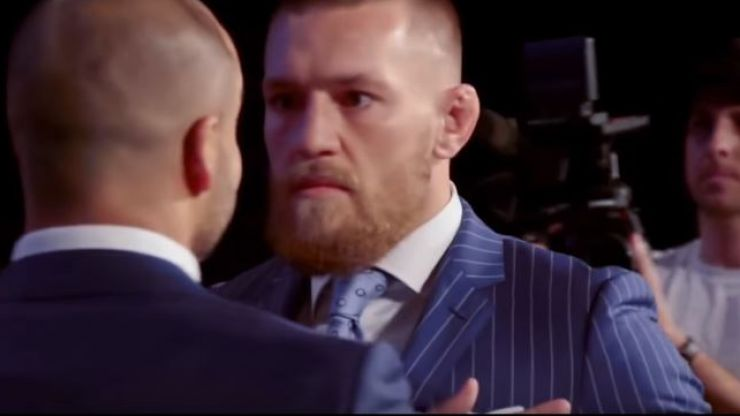 QUIZ: Can you name the targets of these Conor McGregor insults?