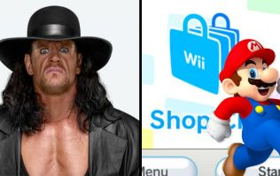 The Undertaker's entrance with classic Nintendo music is the funniest thing you'll see today