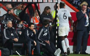 What really happened as Paul Pogba 'snubbed' Jose Mourinho on Wednesday
