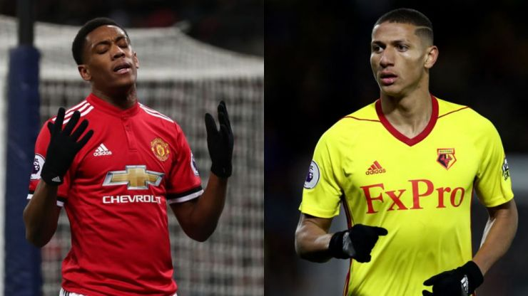 Anthony Martial's Man United future cast into further doubt with latest Richarlison report