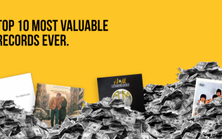 Cha-Ching! These are the top 10 most valuable records ever made