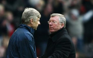 Sir Alex Ferguson pays tribute to 'rival, colleague and friend' Arsene Wenger