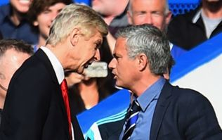 Mourinho proves it is only a game with heartfelt tribute to Wenger