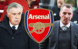Carlo Ancelotti is the early favourite to replace Arsene Wenger with Brendan Rodgers' odds tumbling
