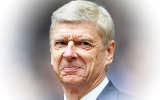 Now that Wenger Out is official, Arsene will feel the full force of a love that was always waiting