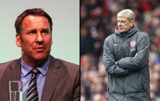 Paul Merson says the Emirates should be renamed 'The Arsene Wenger Stadium'