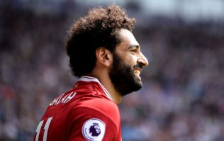 Mo Salah looks set to break a Premier League record only held by Shearer, Ronaldo and Suarez