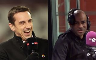 "Gary Neville's comeback to Kieron Dyer's ""dwarf"" comment was perfect"