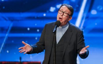Viral singing priest Father Ray Kelly is on Britain's Got Talent tonight