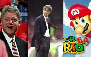 This is how different the world was when Arsene Wenger became Arsenal manager