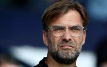 Salty Jurgen Klopp couldn't resist getting one last dig at West Brom after 2-2 draw
