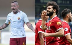 "Radja Nainggolan's comments on Liverpool ""warriors"" will be music to Reds fans' ears"