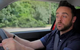 An Ant McPartlin scene had to be cut from Britain's Got Talent last night