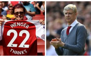 Arsenal fans have genius response to anti-Wenger chant