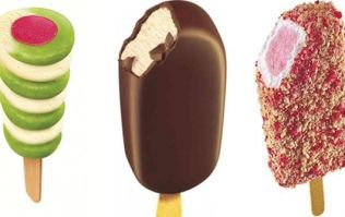 QUIZ: Can you name the ice cream from the image?