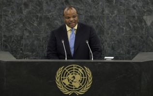 The King of Swaziland just officially renamed the country