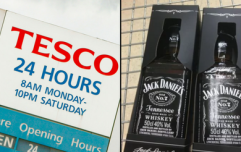 Tesco spotted selling bottles of Jack Daniel's for an absolute bargain price
