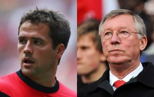 Michael Owen speaks about the player Man United wanted to sign instead of him