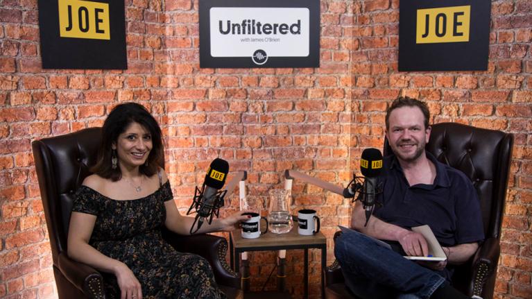 Unfiltered with James O'Brien | Episode 28: Shappi Khorsandi