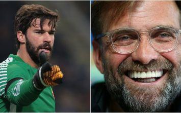 Liverpool's interest in new goalkeeper has been confirmed