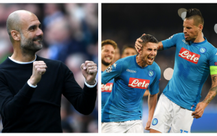 Manchester City in pole position to sign Napoli midfielder