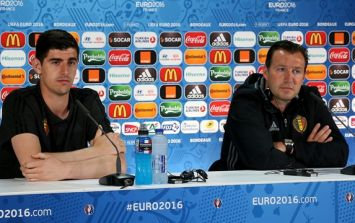 Thibaut Courtois accused of leaking team information by former manager