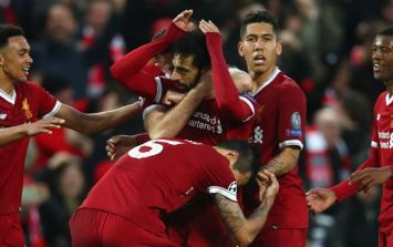 Two Liverpool stars get top marks in our player ratings from Roma win