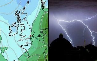 Snow, hail and thunder coming for Britain as temperatures plummet before weekend