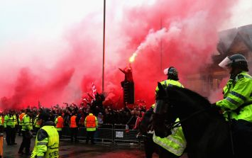Two men arrested on suspicion of attempted murder ahead of Liverpool's game with Roma