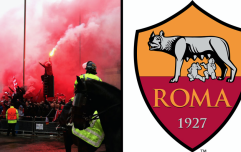 AS Roma release statement on last night's violence against Liverpool fans