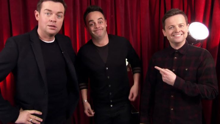 Stephen Mulhern gives update on if Ant will return for I'm a Celeb this year