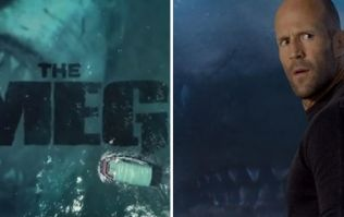Jason Statham is hyping up The Meg aka 'The Greatest Film Of All Time' being a franchise