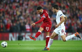 Alex Oxlade-Chamberlain ruled out of World Cup, remainder of Liverpool's season