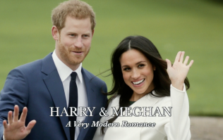 I watched 'Harry & Meghan: A Very Modern Romance' and now I'm embarrassingly excited about the Royal Wedding