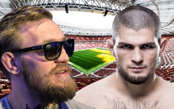 'Khabib says they are in talks with Conor and they appear to be moving forward'