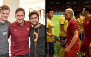 AS Roma's FIFA manager tells us what it's like to be the Jose Mourinho of esports