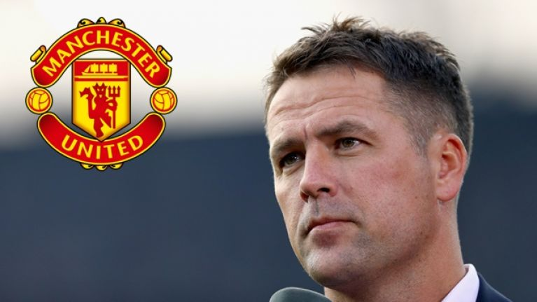 Michael Owen speaks about the toughest footballer he played alongside at Man United