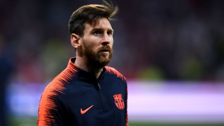 After 7 years, Lionel Messi can finally trademark his own name