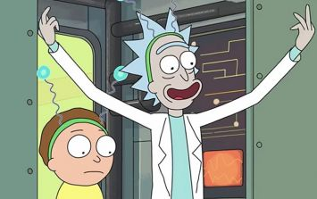 Dan Harmon has some good news about Rick and Morty Season 4