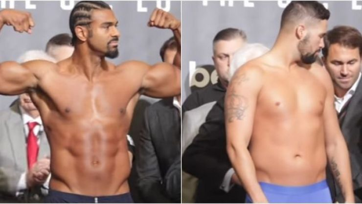 Tony Bellew will not make the same weight mistake for David Haye rematch