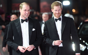 Palace announces that William will be Harry's best man with old family photo