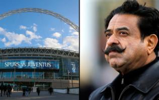 NFL billionaire in talks to buy Wembley Stadium in deal worth over £600 million